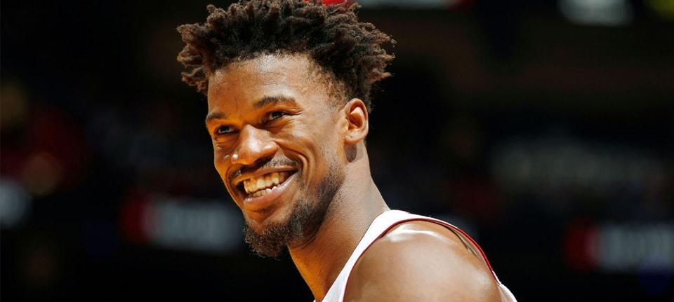 Jimmy Butler: The Champion at Heart