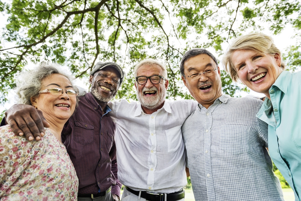 Initiatives for and by the Elderly at the Time of the Pandemic